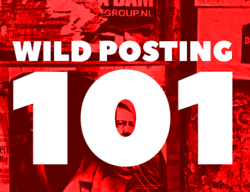 What You Need To Know About Wild Posting